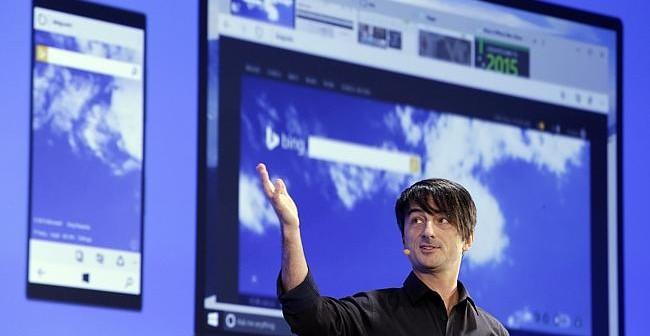 Microsoft Windows 10 Launch