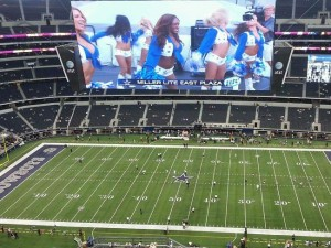 Jumbotron Jacksonville Stadium
