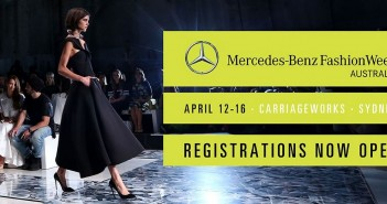 mercedes-benz fashion week australia