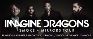 imagine dragons smoke and mirrors tour