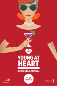 young at heart poster