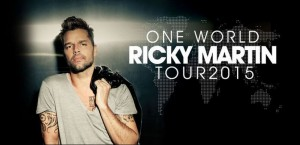 ricky martin one world tour