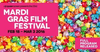 mardi gras film festival 2016