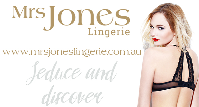 Mrs Jones Lingerie on Adult Press