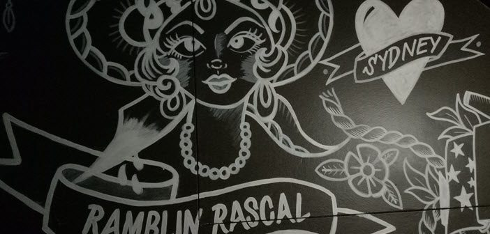 Ramblin Rascal Tavern on Elizabeth St