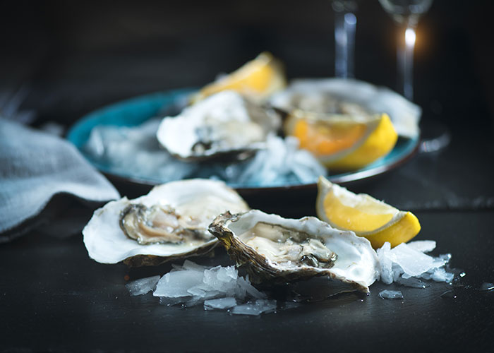oysters are considered an aphrodisiac