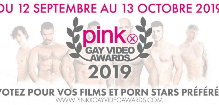 PinkX Gay Video Awards in Paris
